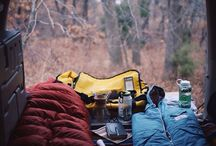 Camping / Takes You Back To Simpler Times