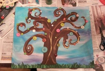 Button Trees / by Brandi Lee