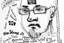 Aigul Vysotskaya 11DM sketchbook