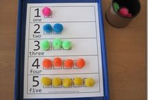 Kinder Math / by Nichole Maxwell