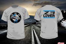 BMW Z3 Roadster T-Shirt