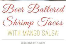 I love seafood! / Food