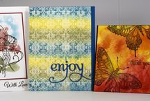 Heather Telford | Classes / Card making classes