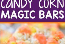 Candy corn ideas