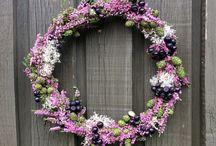 Blomster  /Dekorationer