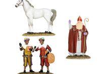 Mes figurines Luville... / La liste bien sûr n'est pas exhaustive...car je n'ai pu tout mettre en image, il s'agit d'une sélection...