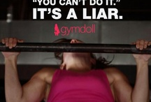 Workout Inspiration / by sarah hyndman