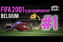 FIFA 2001 ALL CLUB CHAMPIONSHIP! / All the clubs in Fifa 2001. First regional qualifiers and then the big final with 16 best teams. A LOT OF GOALS!!! FIFA 2001 GOALS!!! BICYCLE KICKS MOSTLY!