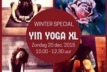 YW Instagram Ontspannen de feestdagen in? Zin in extra veel Yin met Lynn? Doe mee met deze Yin Yoga XL op 20 december. Meld je aan via info@yogaweert.nl