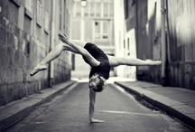 I miss dance / by Brittany Mangelson