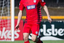 Cammy Foy / Pictures of Queen's Park player Cammy Foy