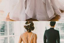 •Wedding Dress•