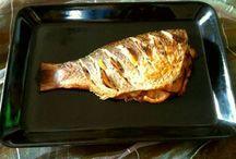 sült hal pác