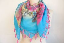 SQUARE SCARF / by Asuhan Scarf