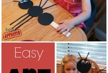 Insect activities ece