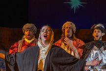 Fundraising for RLO / This season, the opera took on its first academic intern who functions as an assistant stage manager, and provides performance opportunities for two voice students. All three study music at nearby Moreno Valley College.