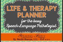 Planners / SLP planners