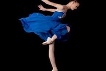 DANSE - DANCE IN BLUE