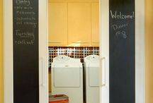 laundry room / by Rebecca Crosby