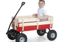 Wagons, Riding Toys & Pedal Tractors