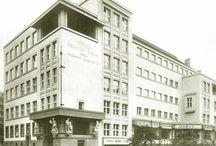 Funkcionalizmus Praha / Architektura