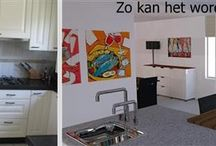 (Digitale) 3D verkoopstyling / Huis in de verkoop? Verkoopstyling is al heel gewoon. ls een kwast verf en wat opruimen echter niet voldoende is om je huis  om je huis goed te presenteren voor de verkoop, dan is digitale verkoopstyling een goed idee!