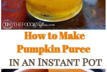pumpking puree