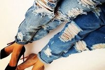 Denim clothes