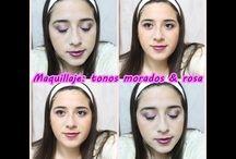tutoriales de maquillaje