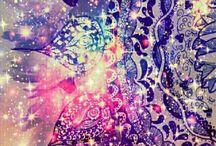 Galaxy Paints