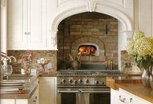 Портал для кухни / overmantle kitchen