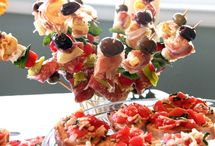 Food ideas for my party