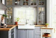 INT | kitchen | GRAY