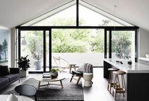 Maison bois /colonial