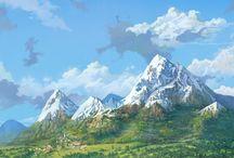 The Eastern Lands / World Inspiration