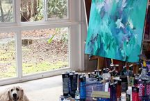 Create and Inspire / Behind the scenes work of Tom Potocki's work.