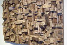 Mosaic wood