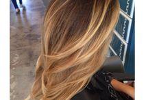 Colore capelli e taglio