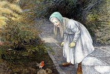 Inga Moore Illustrations