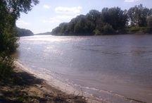 Ibrány Tisza part