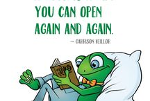 Frogburps Children's Books / Books from Frogburps.com #books #reading #childrensbooks