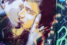 Street Art Amsterdam / The best Street Art and Graffiti in the streets of our beloved city Amsterdam.  www.UrbanArtNow.net - your daily source of Street Art, Urban Art & Graffiti