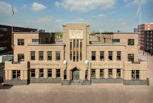 Kantoorruimte in Breda / Kantoren in Breda | Office space in Breda ♥ Laat je inspireren door mooi interieur en bijzondere bouwwerken.
