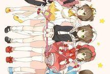 cards captor Sakura
