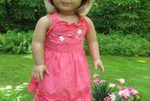Dolls clothes upcycling