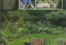 Nancy McCabe ~ Garden Designer