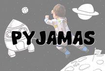 PYJAMAS / #Pyjamas #pyjama #kids the kings of the house #thekingsofthehouse www.thekingsofthehouse.com
