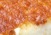 Magic custard pie