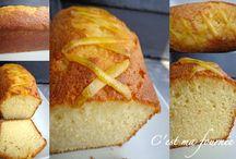 Cakes salés ou sucrés