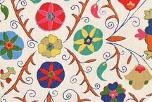 Other Nursery Ideas / Happy fabric inspiration.